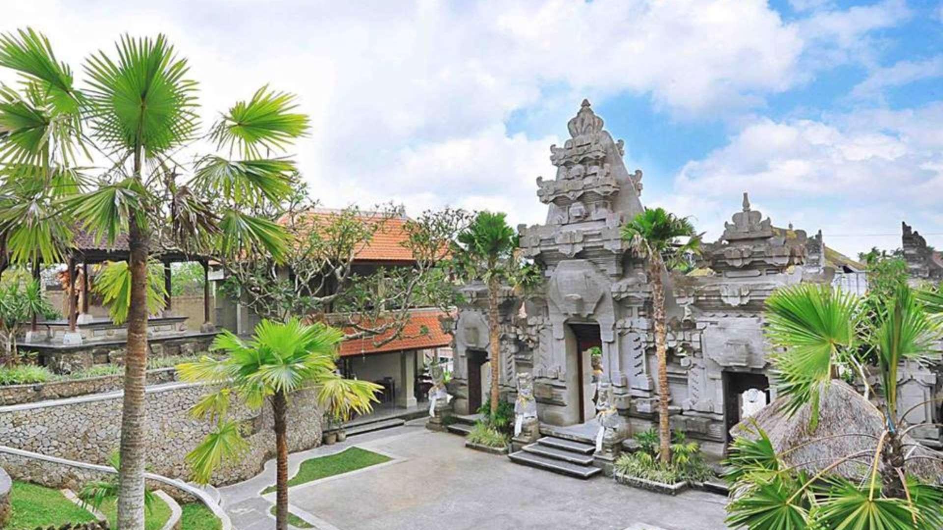 Museum Puri Lukisan Bvlgari Resort Bali Kab Gianyar