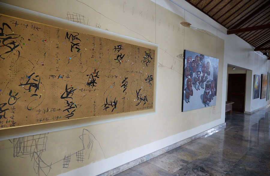 Top 5 Central Ubud Sailingstone Travel Art Museums Museum Puri