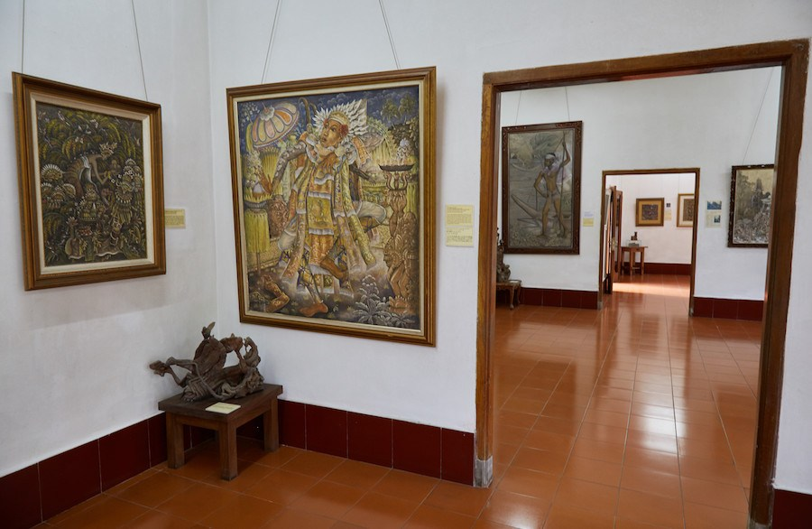 Top 5 Central Ubud Sailingstone Travel Neka Art Museum Puri