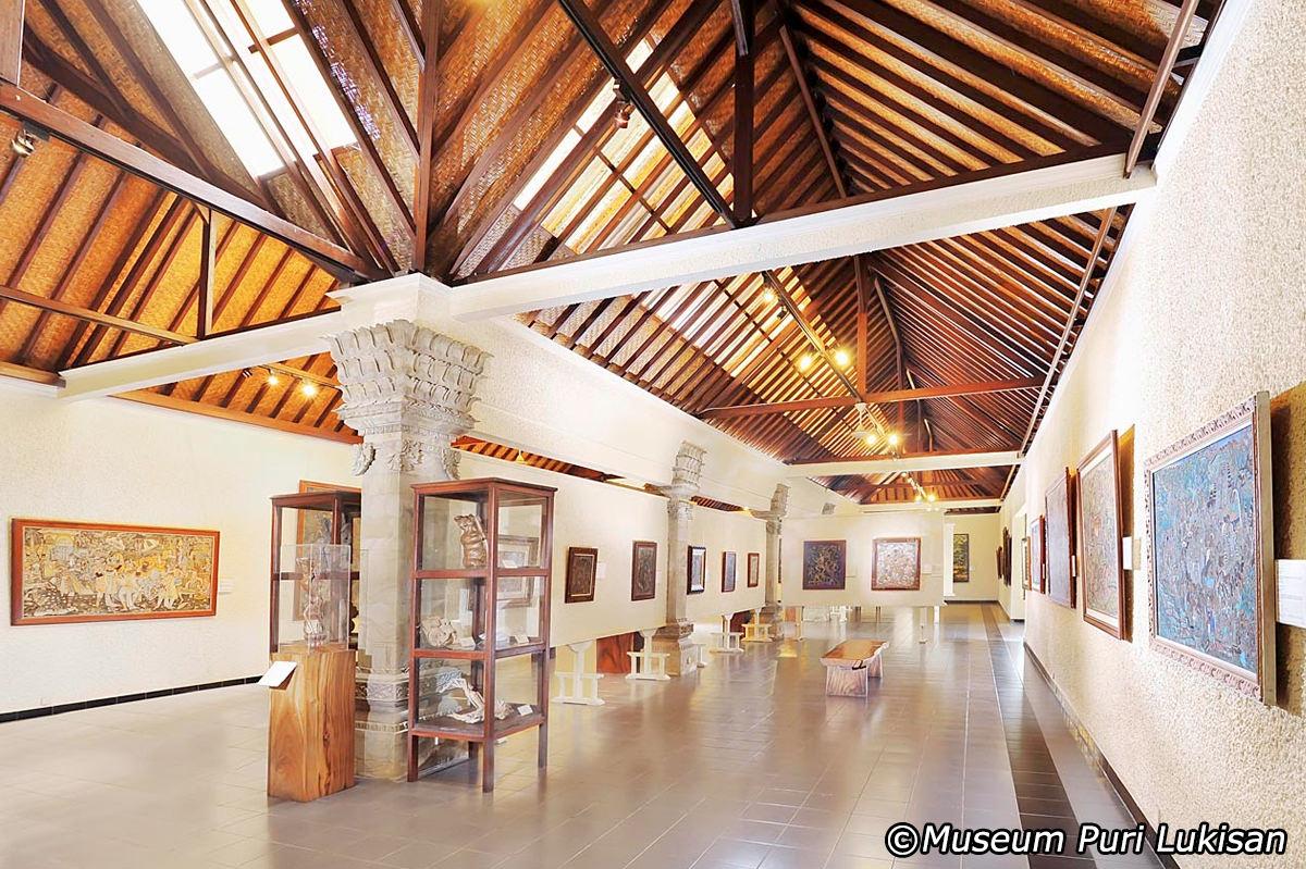 Ubud Attractions Museum Puri Lukisan Kab Gianyar