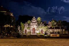 Ubud Palace Bali Wanderant Puri Lukisan Museum Kab Gianyar