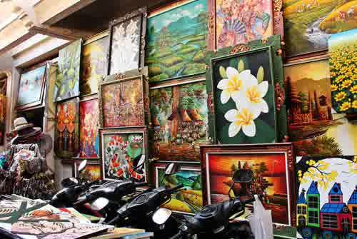Berbelanja Oleh Khas Bali Pasar Sukawati Panduan Wisata Kab Gianyar