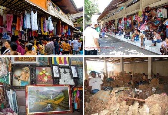 Indah Novitasari Pasar Sukawati Kab Gianyar