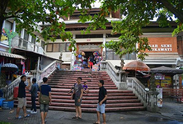 Media Informasi Letak Pasar Sukowati Bali Sukawati Terletak Kabupaten Gianyar