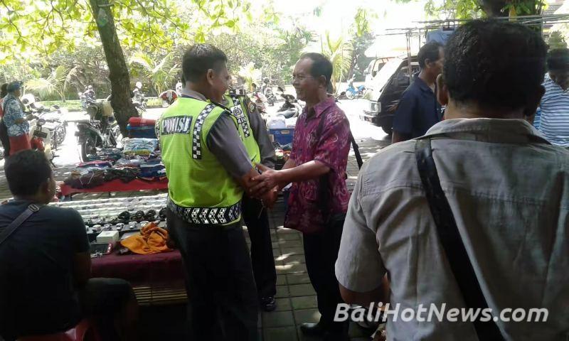 Mencegah Premanisme Pungli Pasar Bulan Batubulan Sukawati Polda Bali Polres