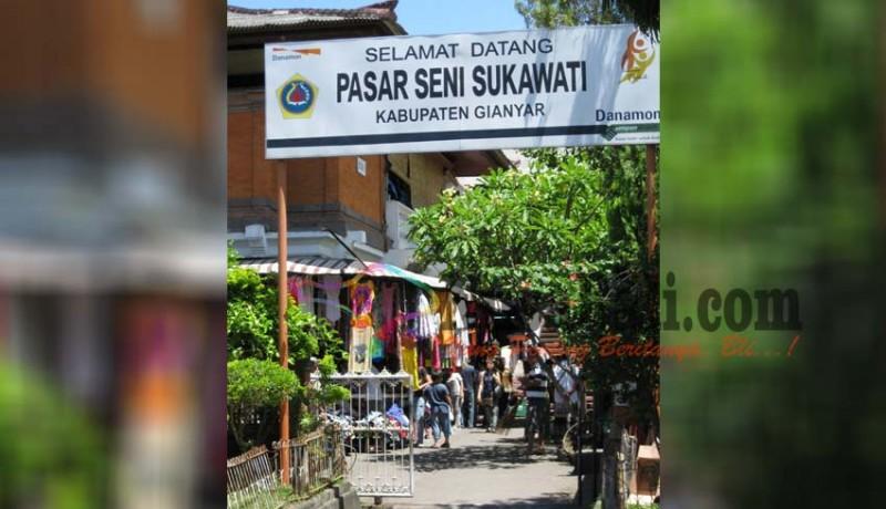 Nusabali Revitalisasi Pasar Seni Sukawati Gabeng Www Kab Gianyar