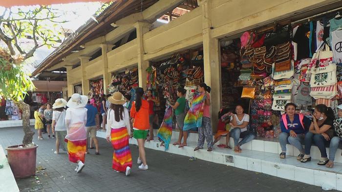 Pasar Seni Guwang Bali Pusat Belanja Oleh Murah Tribunnews Sukawati