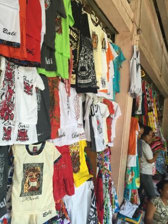 Pasar Seni Guwang Gianyar Indonesia Review Sukawati Kab