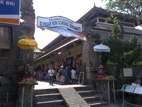 Pasar Seni Guwang Sukawati Foto Gianyar Kab
