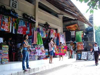 Pasar Seni Guwang Sukawati Gianyar Kabupaten Kab