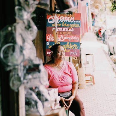 Pasar Seni Sukawati Gianyar Punapi Bali Kab