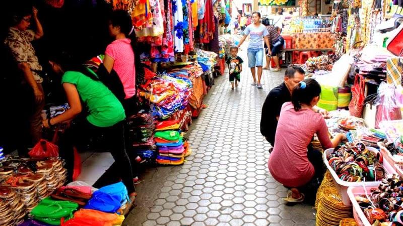 Pasar Seni Sukawati Hal Menarik Informasi Kab Gianyar