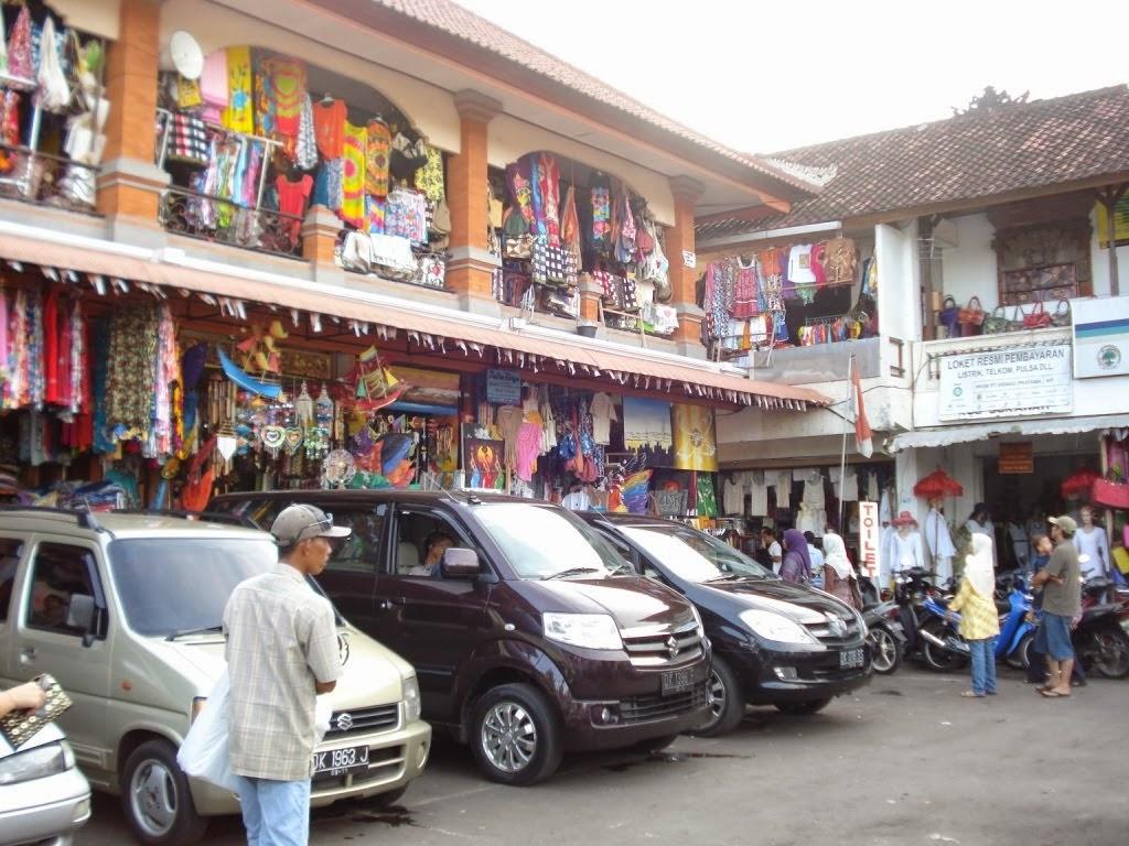 Pasar Seni Sukawati Sumber Suvenir Khas Bali Pariwisata Gambar Lainnya