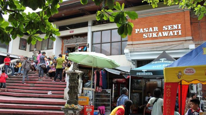 Pasar Sukawati Bali 5 Tips Tawar Menawar Harga Penggemar Lukisan