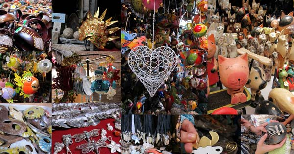 Pasar Sukawati Bali Tempat Membeli Oleh Khas Harga Murah Kab