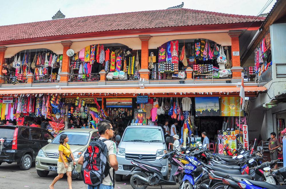 Pasar Sukawati Steemit Membeli Barang Kesenian Khas Bali Tempat Pas