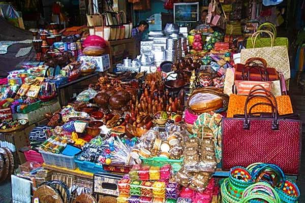 Pasar Sukawati Top Bali Citra Wisata Kab Gianyar