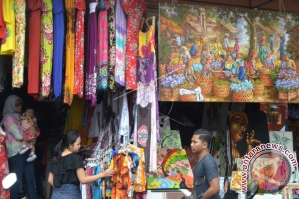 Pemkab Gianyar Renovasi Pasar Seni Sukawati 2018 Antara News Bali
