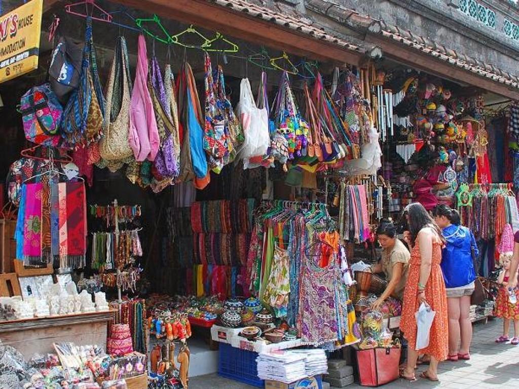 Place Buy Souvenirs Sukawati Art Market Pasar Kab Gianyar