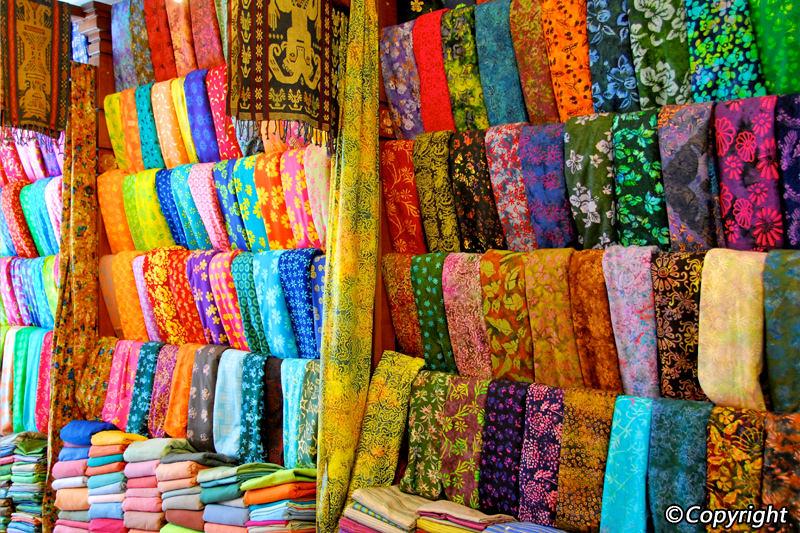 Sukawati Art Market Bali Ubud Shopping Groundlevel Pasar Kab Gianyar