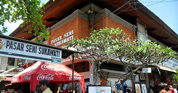 Sukawati Art Market Gianyar Shopping Tips Location Opening Hours Pasar