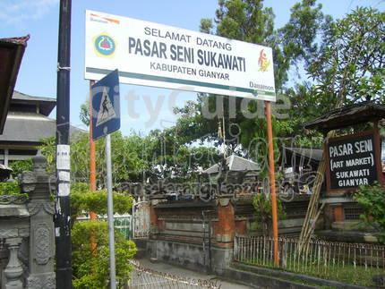 Travel Pasar Seni Sukawati Foto Bali Kapanlagi 03050002 Kab Gianyar