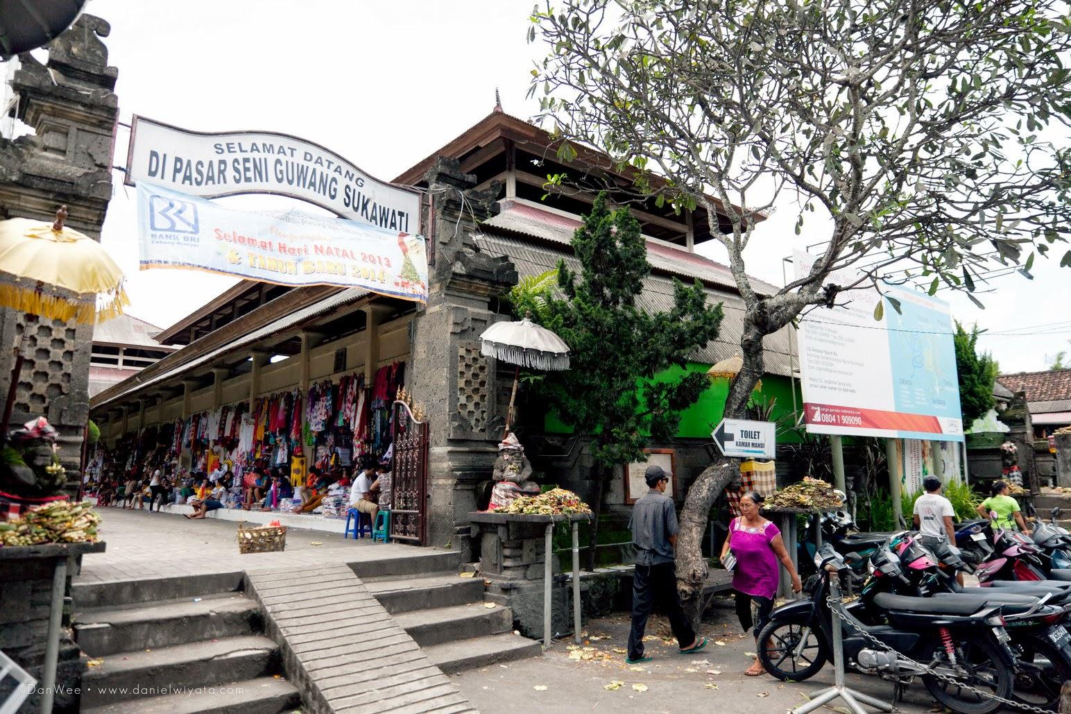 Wisata Belanja Pulau Bali Wajib Kamu Kunjungi Pasar Sukawati Kab