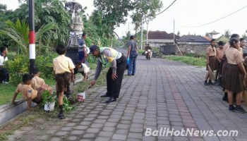 Bhabinkamtibmas Desa Batuan Kaler Data Jumlah Ogoh Wilayah Bhabin Sukawati