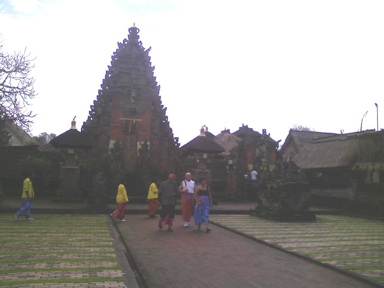 Catatan Pemuda Pura Puseh Desa Batuan Bali Kab Gianyar