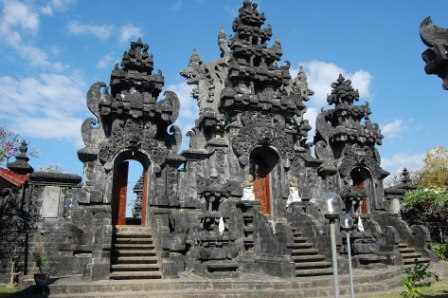 Dewa Siwa Blog Nak Belog Pura Ponjok Batu2 Puseh Desa