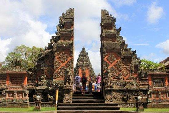 Puseh Batuan Temple Sukawati 2018 Photos 677 Pura Desa Kab