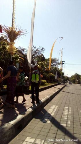 Sukawati Laman 2 Bali Hot News Panit Sabhara Polsek Polres