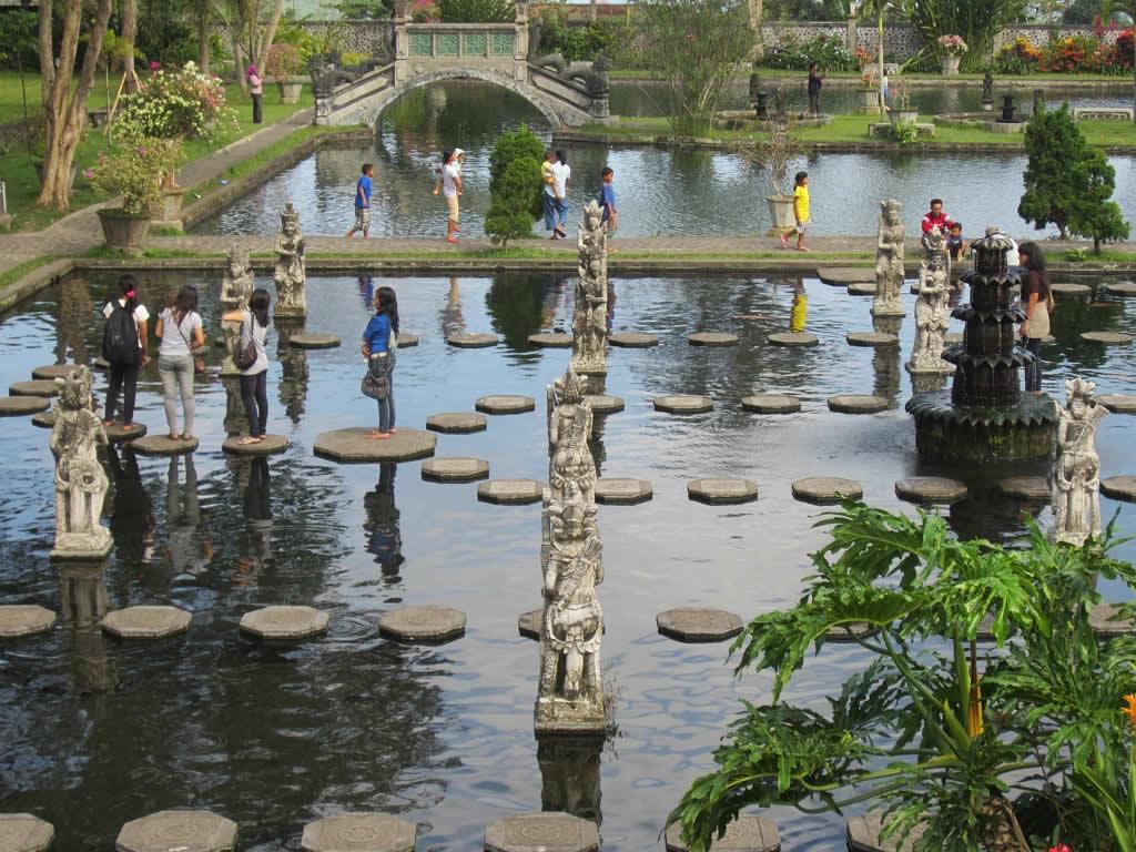 Jim Plan Bali 7 Travel Itinerary Indonesia Justgola Tirta Gangga