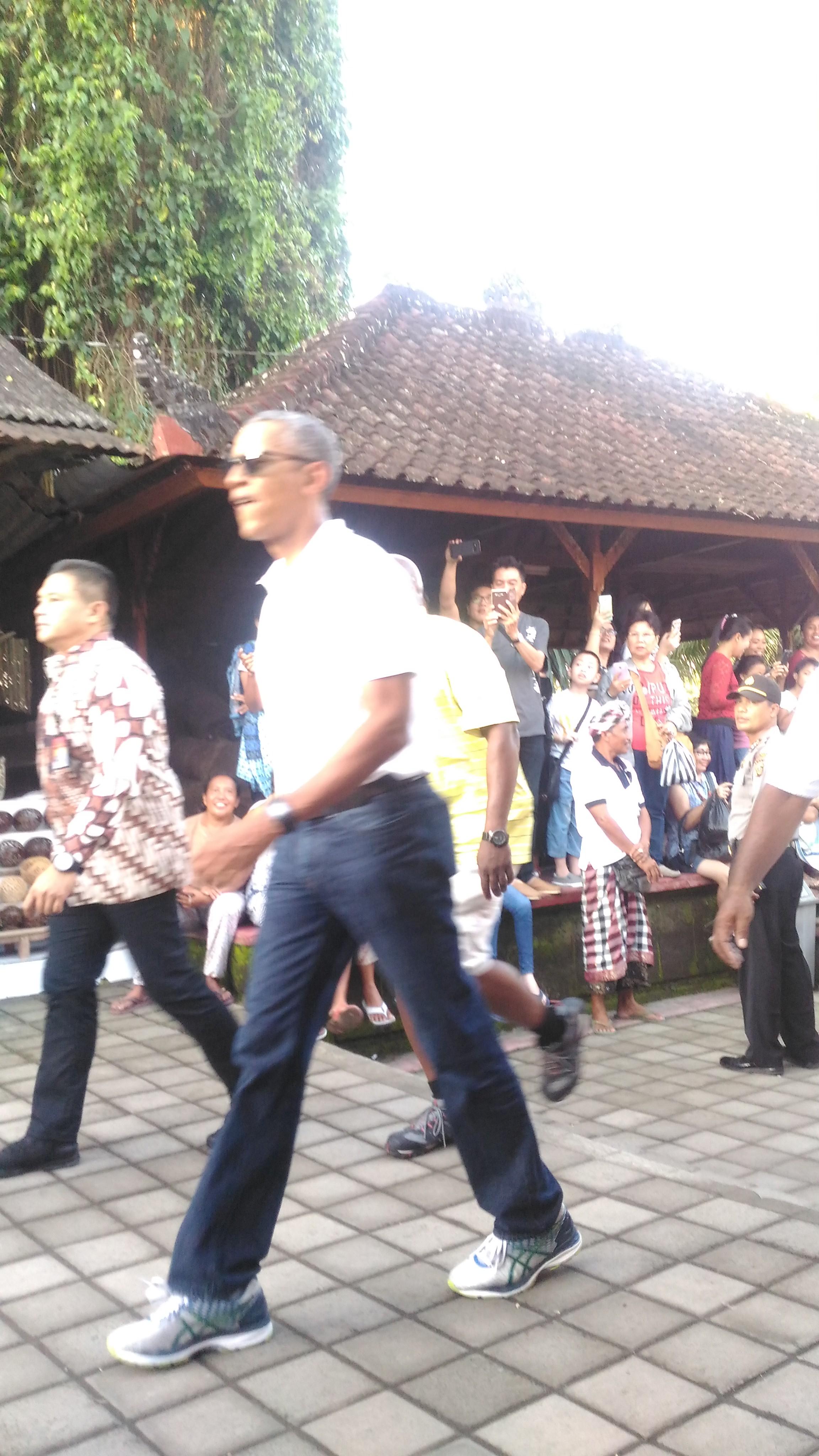 Polsek Tampaksiring Terjunkan Kekuatannya Amankan Kunjungan Polda Bali Polres Gianyar