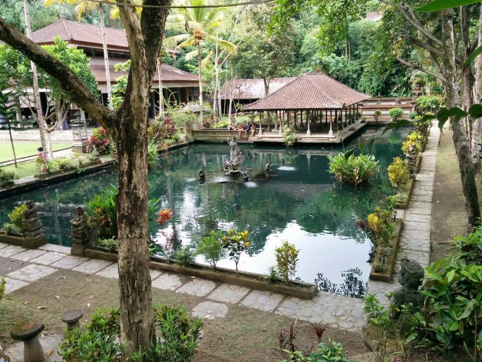 Pura Gunung Kawi Sebatu Bali Attraction Indonesia Copy Aleksandr Zykov