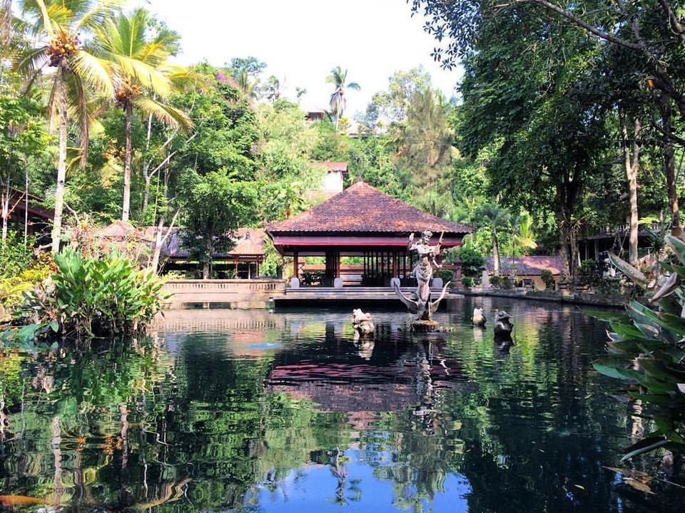 Pura Gunung Kawi Sebatu Bali Attraction Indonesia Copy Alex Smirnov