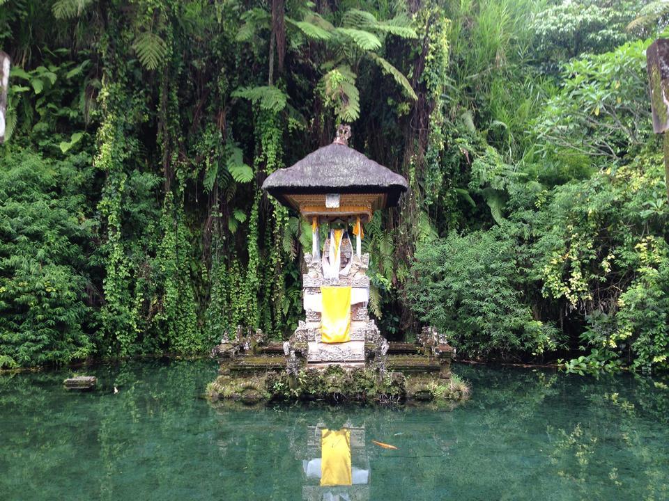 Pura Gunung Kawi Sebatu Bali Attraction Indonesia Copy Fernanda Oliveira