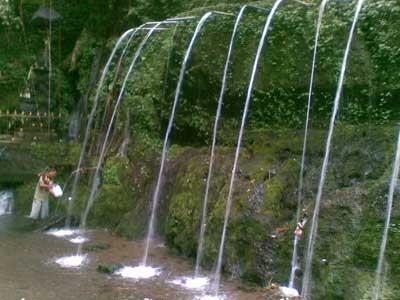 Pura Tirta Sudamala Bangli Empul Kab Gianyar