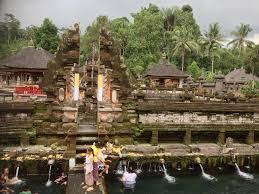 Tampaksiring Wisata Bali Tempat Paket Lokasi Tirta Empul Pura Kab