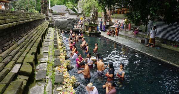 Wisata Ubud Bali Sekitarnya Daya Tarik Tiket Masuk Peta Lokasi