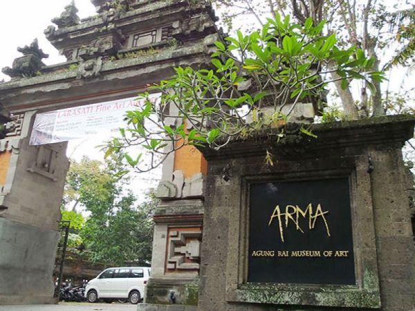 50 Tempat Wisata Gianyar Bali Terbaru Wajib Dikunjungi Museum Seni