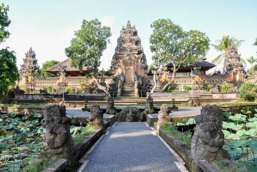 Bali Top 10 Ubud Tour Mount Bromo Pura Taman Saraswati