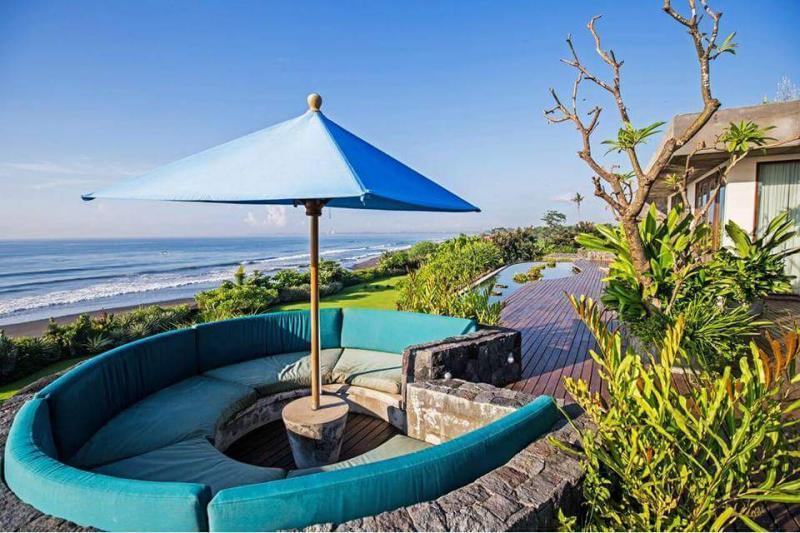 Beach Front Villa Pantai Gumicik Ketewel Keramas Sanur Nusa Dua