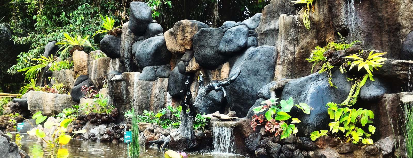 Kebun Raya Gianyar Taman Nusa Bali Kab