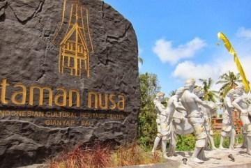 Objek Wisata Archives Beragam Informasi Terbaik Daerah Gianyar Taman Nusa
