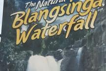 Visit Blangsinga Waterfall Trip Gianyar Indonesia Taman Nusa Bali Kab