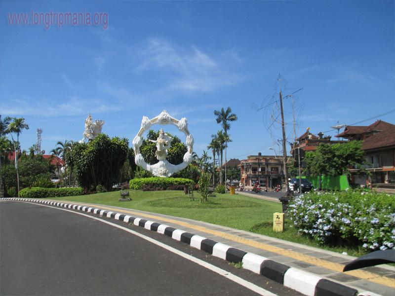 Wisata Taman Kota Ciung Wanara Gianyar Bali Tempat Nusa Kab