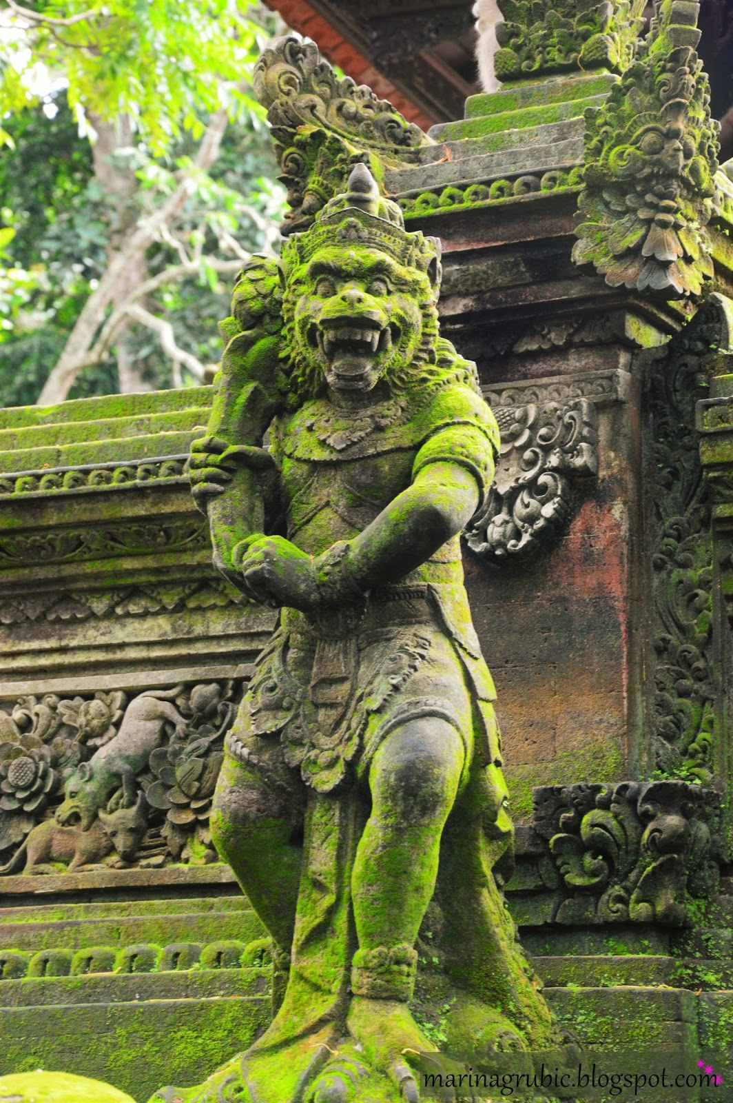Sacred Monkey Forest Sanctuary Ubud Bali Marina Grubic Evidenced Stories