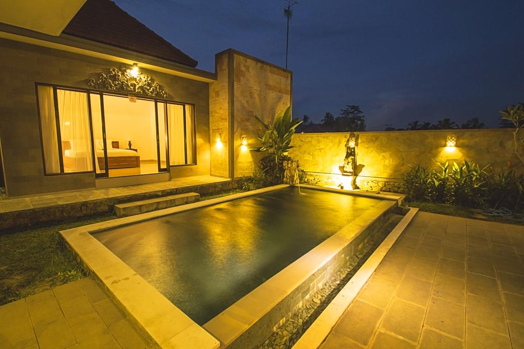 Ubud Lestari Villa Indonesia Booking Gallery Image Property Monkey Forest