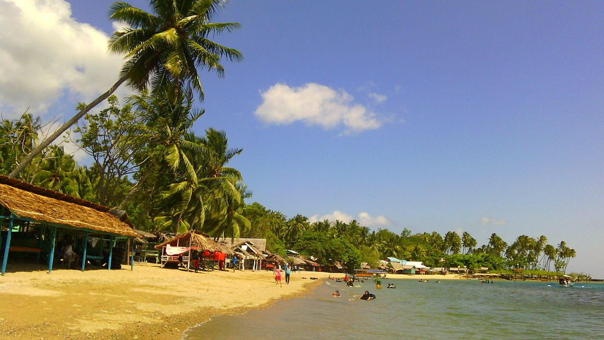 20 Tempat Wisata Gorontalo Utara Bagus Wajib Dikunjungi Pantai Botutonuo
